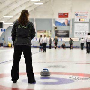 Beriault - Curling - CDG 2018