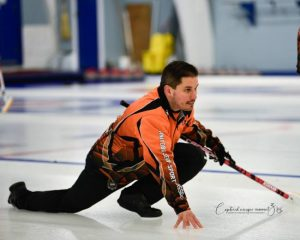Ross LaVallee - Curling - CDG 2018